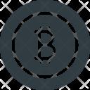 Bitcoin Bit Coin Icon
