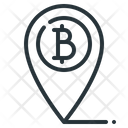 Accepted Bitcoin Bitcoin Accepted Here Icon