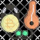 Bitcoin Access Key Access Key Keu Icon
