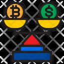 Bitcoin Account Icon