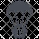 Bitcoin Airdrop Icon
