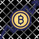 Bitcoin Analysis Bitcoin Chart Bitcoin Graph Icon