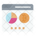 Bitcoin Application Application Cryptocurrency Icon