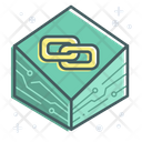Bitcoin asset Icon