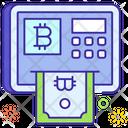 Bitcoin Atm Icon