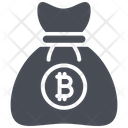 Bitcoin Bag Icon