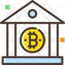 Bank Bitcoin Bank Bitcoin Icon