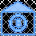 Bitcoin Bank Currency Bitcoin Icon