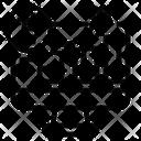 Bitcoin Bar Graph Bitcoin Bar Graph Icon