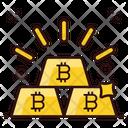 Bitcoin Billion Billion Asset Icon