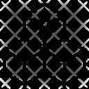 Bitcoin Block Block Blockchain Icon