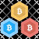 Blocks Blockchain Transaction Icon