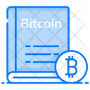 Bitcoin Book Journal Directory Icon