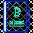Bitcoin Book Icon
