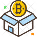 Bitcoin Box Icon