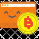 Bitcoin Browser Bitcoin Browser Icon
