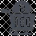 Bitcoin Buy Icon