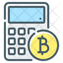 Bitcoin Bitcoin Calculator Calculator Icon
