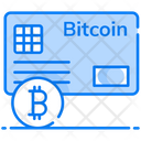Bitcoin Card Direct Payment Card Payment Icon
