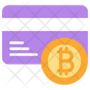 Bitcoin Card Icon