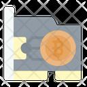 Bitcoin Card Bitcoin Vga Icon