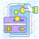 Card Payment Payment Gateway Digital Payment Icon
