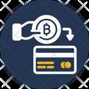Bitcoin Cash Bitcoin Payment Bitcoin Transaction Icon
