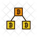 Bitcoin Channel Network Bitcoin Network Icon