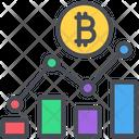 Bitcoin Chart Forex Icon