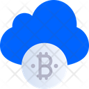 Cloud Bitcoin Cloud Bitcoin Icon
