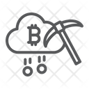 Bitcoin Cloud Mining Bitcoin Cloud Icon