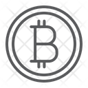 Bitcoin Money Finance Icon