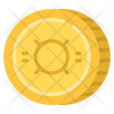 Bitcoin Cash Coin Icon