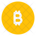 Bitcoin Coin Bitcoin Cryptocurrency Icon