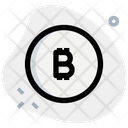 Bitcoin Coin Icon