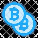 Bitcoin Coin Icon