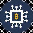 Bitcoin Cpu Cpu Mining Fpga Mining Icon