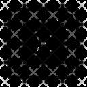 Bitcoin Cpu Icon