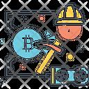 Bitcoin Craft Icon
