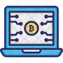 Bitcoin Cryptocurrency Bitcoin Website Blockchain Web Icon