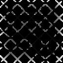 Bitcoin Data Icon