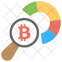 Data Analytics Blockchain Icon