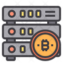 Bitcoin Database Icon