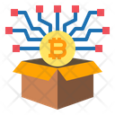 Bitcoin Deposit Icon