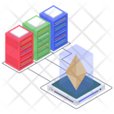 Bitcoin Distributed Network Icon