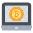 Bitcoin Earnings Icon