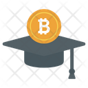 Bitcoin Education Icon