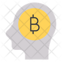 Bitcoin Emoji Bitcoin Smiley Icon