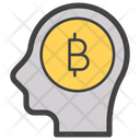 Bitcoin Emoji Bitcoin Smiley Icon