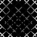 Bitcoin Encryption Icon